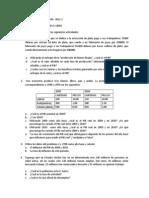 Taller de Macroeconomia 2011