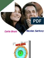 Carla Bruni y Nicolas Zarkosy, descubre el secreto de su relacion gracias a la astrologia.
