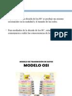 Modelo OSI Nueva