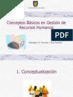 Modulo 14. Conceptos Basicos Gestion RRHH