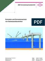 Seewasser Bauwerke