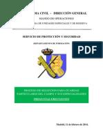 Preguntas Proceso Selectivo GPC