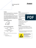 Datasheet ATF-58143 2a