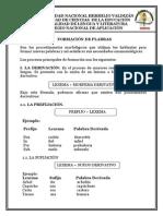 Formacion de Palabras(Aplic.)