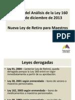 Analisis de La Ley 160 Con Ejemplos Revisada