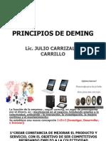 Principios de Deming