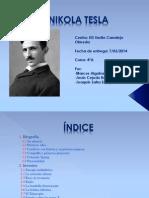Presentacion Nikola Tesla