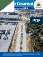 Decreto 0212 - 28 de Febrero de 2014- Nuevo POT Barranquilla
