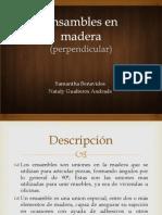 Ensambles en Madera Expo