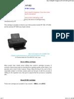 Refill HP 802