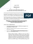 Pipe Insulation Addendum 1
