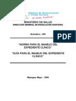 N-004-ExpedienteClínico-Formatos