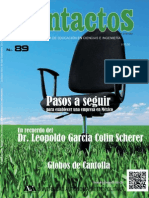 Revista Contactos número 89