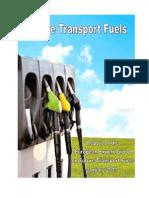 2011 01 25 Future Transport Fuels Report