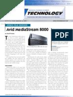 Marketing Colleteral- Media Stream