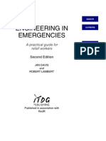 [Livro]Engineering in Emergencies