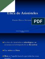 Etica de Aristoteles (1)