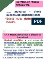 Curs8 Mgtsch-Inov Cap6 - Inovarea CA Proces Managerial-1