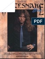 Whitesnake - Best of(Guitar Tab Songbook)