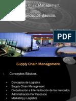 Conceptos Basicos SCM
