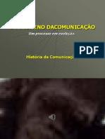 Historia Da Comunica Cao