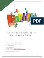 2014 Cursos Ingles