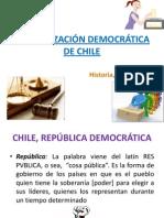 I ORGANIZACIÓN DEMOCRÁTICA ,6to
