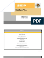 Capacitacion Informatica 2013 A