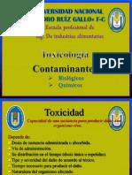 tarea toxicologia