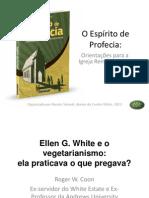 14. Ellen G. White e o Vegetarianismo (1)