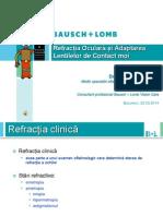 Refractia Oculara Si Adaptare LC