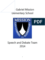 sgmes speech debate handbook