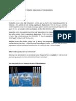 Heat Transfer in Microgravity Environments
