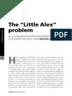 Little Alex Problem