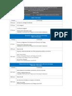 Programa Curso Derecho Social 2014