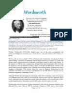 William Wordsworth (Encarta)