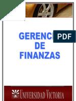 gerencia de finanzas
