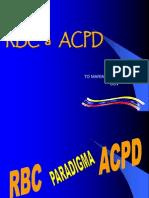 Tema 8 De RBC a ACPD