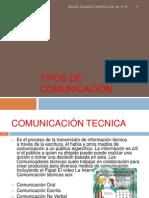 Tipos de Comunicacion (2)