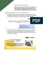 Instructivo Para Hacer Las Diapositivas y Las Guias