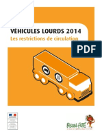 Vehicules Lourds 2014