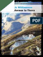 Williamson, Jack - Terraformar La Tierra [7664] (r1.2 EPL)