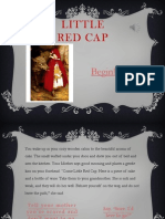 Lindsey Marshall- Little Red Cap Power Point