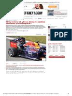 DRS y motores V6, ¿Cómo afectan los cambios normativos a los monoplazas_ _ CarandDriverTheF1
