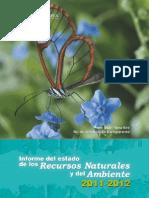 InfEstadoRNyAmbiente2011-2012CGR