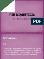 Pie Diabetico Listo