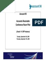 Accounts Receivable - CRP