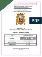 Info 10 Capacitancia e Inductancia en Circuito de Corriente Alterna