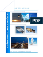 Catalogo Luminarias v1 2011.2
