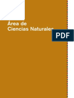 4 Area de Ciencias Naturales